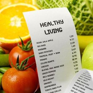 healthy living food